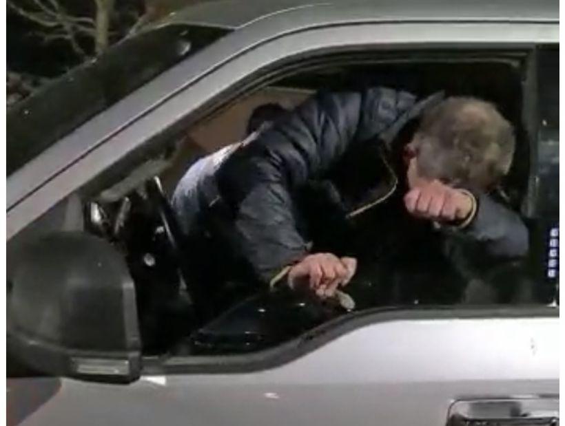 Concejal RN detenido en estado de ebriedad es enviado a Tribunal Supremo tras protagonizar accidente